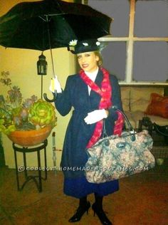 Cool Homemade Mary Poppins Costume  sc 1 st  Pinterest & Cool Homemade KISS Starchild Female Costume | Pinterest | Female ...