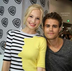 Candice and Paul ❤
