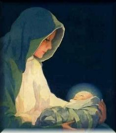 Love this painting of Mary and Jesus. Love the peaceful pondering Jesus. Blessed Mother Mary, Blessed Virgin Mary, A Child Is Born, Mother And Child, Mama Mary, Mary And Jesus, O Holy Night, Holy Mary, Madonna And Child