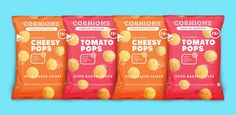 Cornions on Packaging of the World - Creative Package Design Gallery