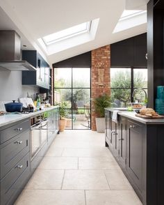 Black steel framed windows - or Crittall windows to give them the proper title - have made a real comeback over the past few years. With this trend only growing in popularity, we take inspiration from Instagram to showcase how you can use them around your home when you are renovating. #loverenovate #renovation #toptips #renovate #renovationlife #renovationproject #renovatingyourhome #interiordesign #ourrenovationproject #kitchen #spaciouskitchen #kitchenextension #openplankitchen…