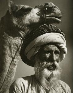 Photo de A. L. Syed (Abidmian Lalmian Syed), photographe indien (1904-1991)