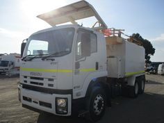 Isuzu, FVZ 1400, 6 x 4, Water Truck