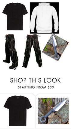 """Jeff The Killer"" by emberjoy-922 on Polyvore featuring men's fashion and menswear"