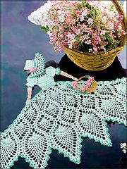 Ravelry: Sweet Southern Belle Doily pattern by Elizabeth Ann White ~ **Free Crochet Pattern ~ Lovely**