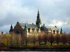 Nordiska Museet-Stockholm