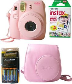 instax camera set for the graduate to document their next adventure.