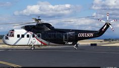 Sikorsky S-61N - Coulson Aircrane   Aviation Photo #3981809   Airliners.net