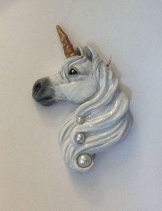Polymer Clay Unicorn