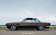 Euro Low: Cole Foster's 1971 E9 BMW 2800 CS — Fuel Tank