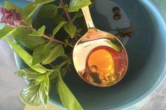 Ceai de BUSUIOC tonic și energizant - perfect la schimbarea de anotimpuri Body Organs, Food, Meal, Eten, Meals