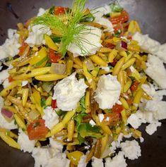 Cobb Salad, Feta, Ethnic Recipes, Red Peppers