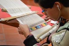 Fotografía cortesía: Centro de Textiles del Mundo Maya