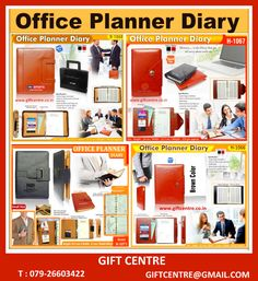 Office Planner Diary Dateless organizer, planner, diary notebook  #Diary #planner #organiser  #Fashion #style #Art #love #giftideas #gifts #corporate #logo #branding #ahmedabad