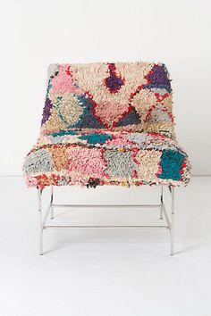 Modern Moroccan Chair - Anthropologie.com