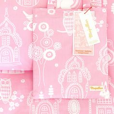 BABY CARRIAGE BEDLINEN SET