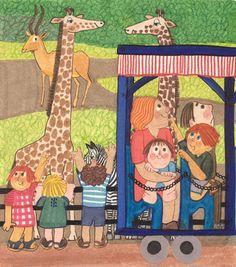 Un día en el zoo