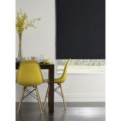 Windowshade Hudson Roller Blind Black 180 x 210 cm | Spotlight New Zealand
