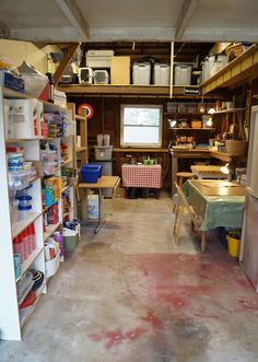 Garage Organization with Before and Afters