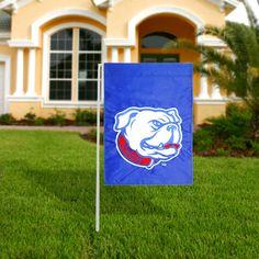 Louisiana Tech Bulldogs Two-Sided Team Logo Garden Flag - $10.39