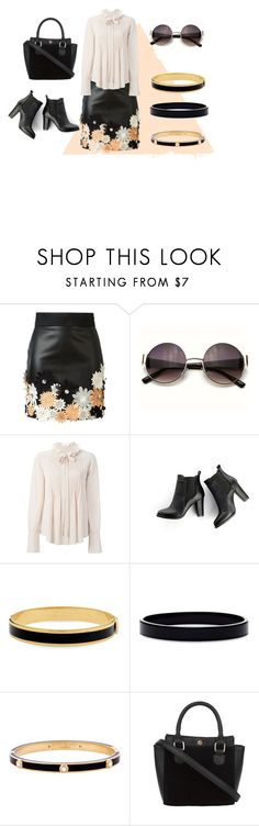 """""""#3"""" by ladycassy ❤ liked on Polyvore featuring Emanuel Ungaro, Chloé, SWEET MANGO, Halcyon Days, L. Erickson, Henri Bendel, women's clothing, women, female and woman"""