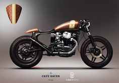 Some ideas for future collaboration with Designer André Costa, for the GarageSharing Cafe Racer Portugal, stay tuned! - Pin by Corb Motorcycles Cx500 Cafe Racer, Tracker Motorcycle, Cafe Racer Motorcycle, Custom Cafe Racer, Cafe Racer Build, Street Tracker, Vintage Bikes, Vintage Cars, Gas Powered Bicycle