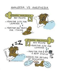 Mnemonics For Nurses - Part 1