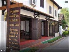 Treasure hotel at the Luang Prabang