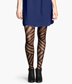 Patterned Tights H&M US $9.95