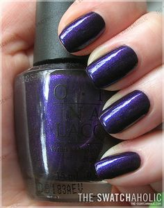 OPI Ink. (also available in Dear OPI I Love You 2012)