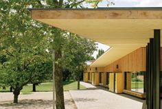 Groupe scolaire à Rillieux-la-hPape (69) - D'architectures