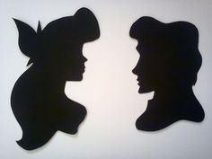 Gallery For > Ariel Silhouette