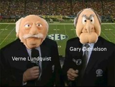 Alabama fan files petition to replace Verne Lundquist, Gary Danielson Crimson Tide Football, Alabama Football, Alabama Crimson Tide, Auburn Football, College Football Memes, Daily Fantasy, Cbs Sports, Lsu Tigers, Sports Humor