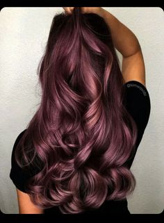 Hair Dye Colors, Red Hair Color, Cool Hair Color, Hair Color For Fair Skin, Magenta Hair Colors, Crazy Hair Color Ideas For Brunettes, Winter Hair Colors, Hair Color Ideas For Dark Hair, Trendy Hair Colors