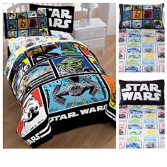 Star Wars Bedding   Sheets, Blankets And Comforters