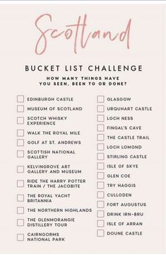 California Bucket List – Holiday ideas – Travel – Vacation - Home Decor ideas Travel Checklist, Travel List, Travel Goals, Travel Guides, Travel Box, Budget Travel, Italy Travel, List Challenges, Destination Voyage