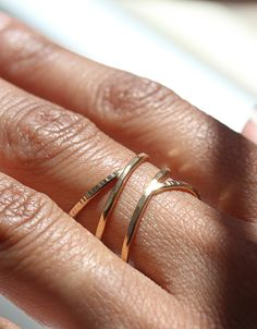 Elisha Marie Siren Ring - ARO