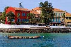 Once of the most enlightening experiences of my life visiting--Goree Island (Ile de Goree) , Senegal.