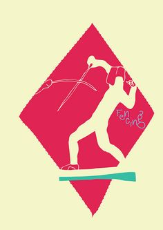 Summer Olympic Sports : Fencing | Flickr - Photo Sharing!