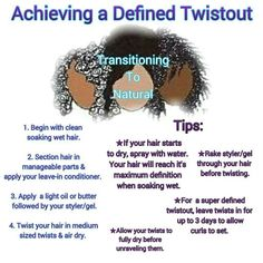 Twist out