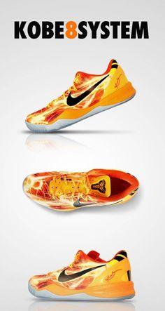 Nike Kobe 8 Fireworks