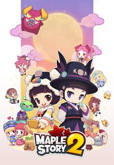 MapleStory 2 Illustration I think this was for the Korean Lunar Festival. Japan Illustration, Character Illustration, Funny Character, Character Concept, Game Concept, Concept Art, Maplestory 2, Gt Turbo, Chibi Characters