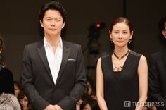 吉田羊(右)、福山雅治に「リベンジを果たしたかった」久々の再会に興奮 #福山雅治 Masaharu fukuyama