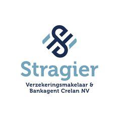 Stragiers - Insurance - Communicatie en reclamebureau 2design Roeselare - Grafisch ontwerp - Design - Logo