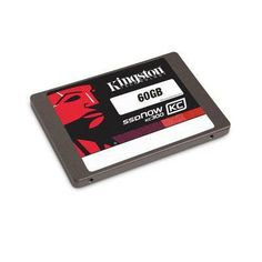 60gb Ssdnow Kc300 With Adapter