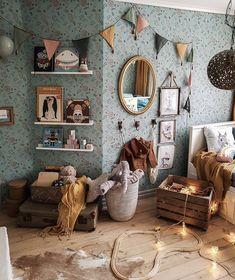 Likes, 69 Comments - Nordic ➳ Rustic ➳ Bohemian ( . - Likes, 69 Comments – Nordic ➳ Rustic ➳ Bohemian ( … – # Check more at - Room Ideias, Ideas Dormitorios, Nursery Decor, Room Decor, Deco Kids, Cute Dorm Rooms, Kids Decor, Decor Ideas, Girls Bedroom