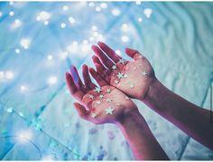 hands full of stars