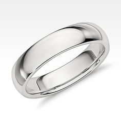 Men's Wedding Rings & Classic Wedding Bands | Blue Nile