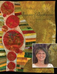 Bonnie Bucknam's gorgeous quilts