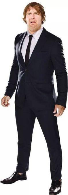 Dean Ambrose Suit